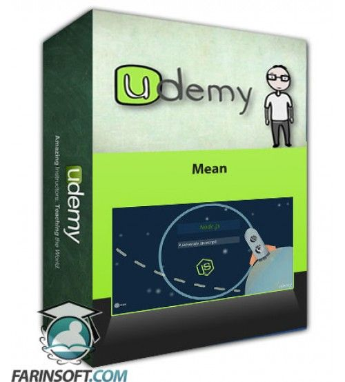 آموزش Udemy Mean