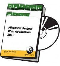 آموزش Lynda Microsoft Project Web Application 2013