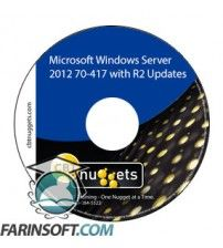 آموزش CBT Nuggets Microsoft Windows Server 2012 70-417 with R2 Updates
