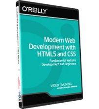 دانلود آموزش Modern Web Development with HTML5 and CSS