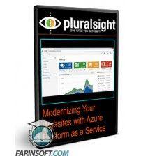 دانلود آموزش PluralSight Modernizing Your Websites with Azure Platform as a Service