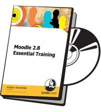دانلود آموزش Lynda Moodle 2.8 Essential Training