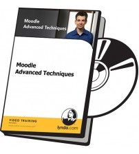 دانلود آموزش Lynda Moodle Advanced Techniques
