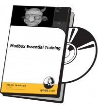 آموزش Lynda Mudbox Essential Training