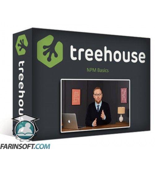 آموزش TeamTreeHouse NPM Basics
