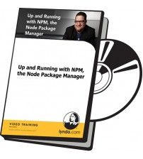 آموزش Lynda Up and Running with NPM, the Node Package Manager