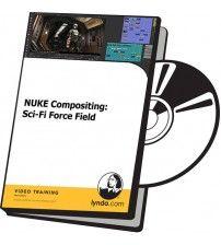 دانلود آموزش Lynda NUKE Compositing: Sci-Fi Force Field