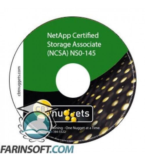 آموزش CBT Nuggets NetApp Certified Storage Associate (NCSA) NS0-145