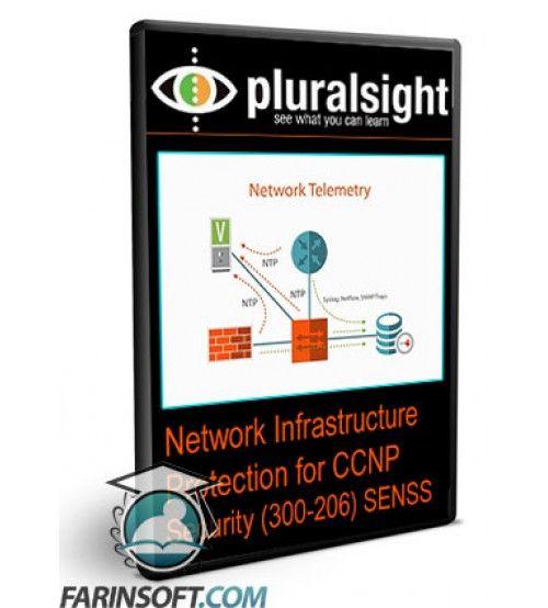 آموزش PluralSight Network Infrastructure Protection for CCNP Security (300-206) SENSS