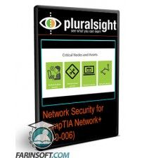 دانلود آموزش PluralSight Network Security for CompTIA Network+ (N10-006)