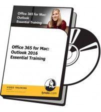 آموزش Lynda Office 365 for Mac: Outlook Essential Training