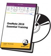آموزش Lynda OneNote 2016 Essential Training