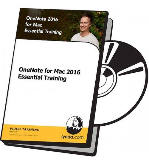 آموزش Lynda OneNote for Mac 2016 Essential Training