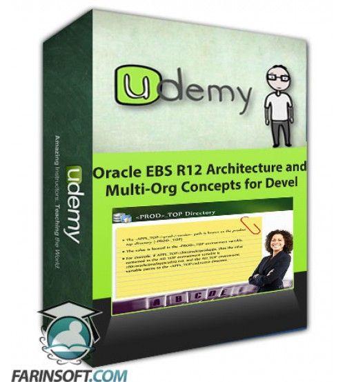 آموزش Udemy Oracle EBS R12 Architecture and Multi-Org Concepts for Devel