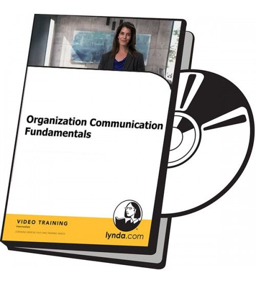 آموزش Lynda Organization Communication Fundamentals