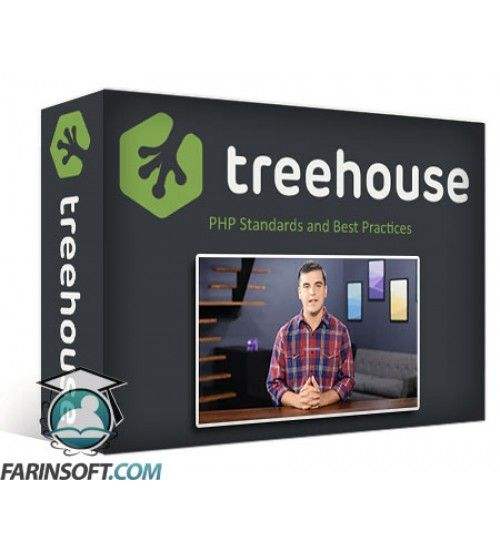 آموزش TeamTreeHouse PHP Standards and Best Practices