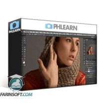 آموزش PHLearn Amazing Retouching Techniques in Photoshop