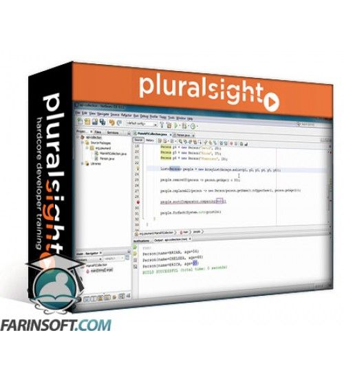 آموزش PluralSight From Collections to Streams in Java 8 Using Lambda Expressions