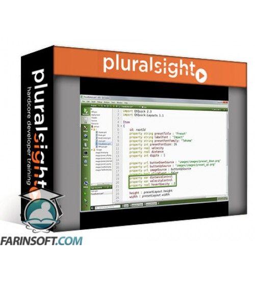 آموزش PluralSight Integrating Qt Quick with Cpp