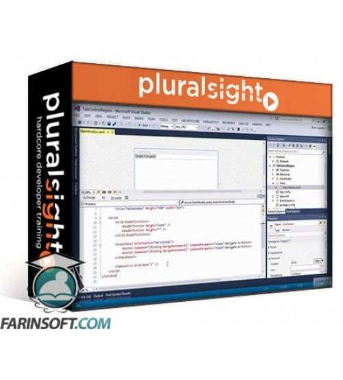 آموزش PluralSight Prism Problems and Solutions – Mastering TabControl