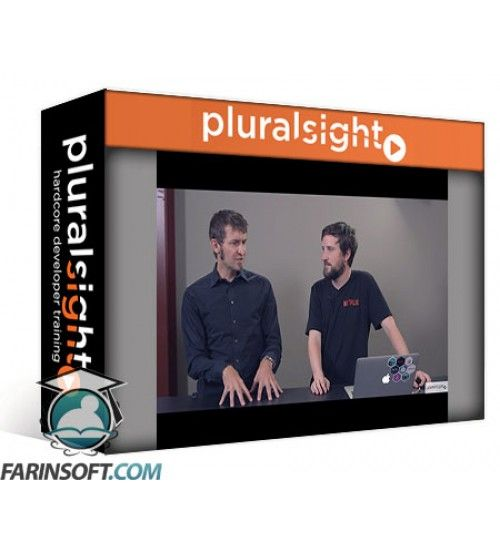 آموزش PluralSight Play by Play: React and Falcor with Brian Holt