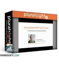 آموزش PluralSight Accessing Data with F# Type Providers