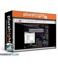 دانلود آموزش PluralSight Creating Printed Circuit Boards with EAGLE