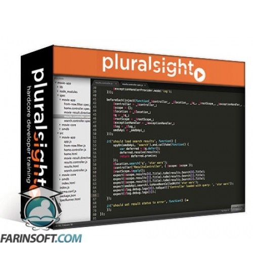 آموزش PluralSight AngularJS Unit Testing in-depth, Using ngMock.