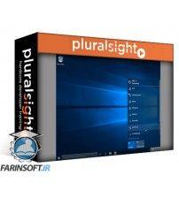 آموزش PluralSight Introduction to Windows 10