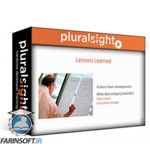 آموزش PluralSight Professionalism for Developers
