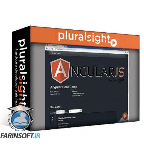 آموزش PluralSight Angular Fundamentals