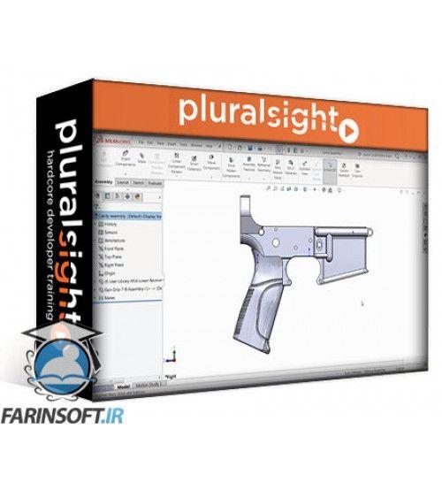 آموزش PluralSight Advanced SOLIDWORKS: Solid and Surface Hybrid Modeling