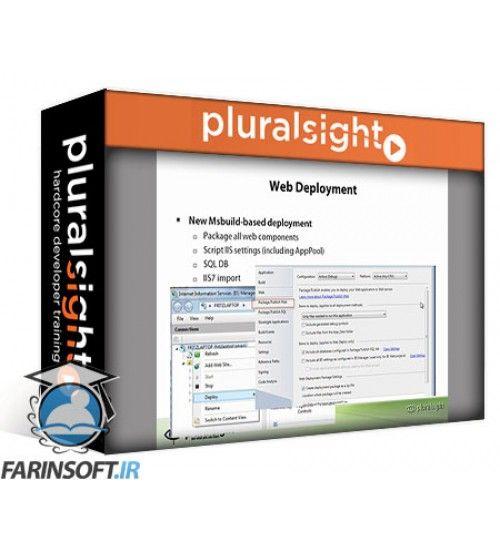 آموزش PluralSight ASP.NET 4.0 New Features