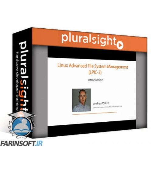 آموزش PluralSight Linux Advanced File System Management (LPIC-2)