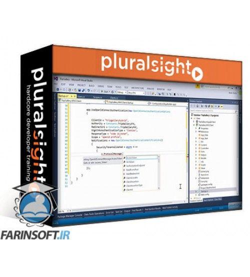 آموزش PluralSight OAuth2 and OpenID Connect Strategies for Angular and ASP.NET