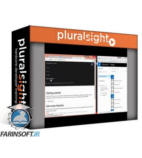 آموزش PluralSight Office 365 APIs: Contacts