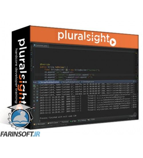آموزش PluralSight Getting Started with Hazelcast