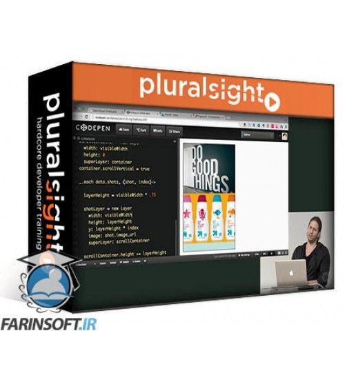 دانلود آموزش PluralSight UI Prototyping with Framer.js