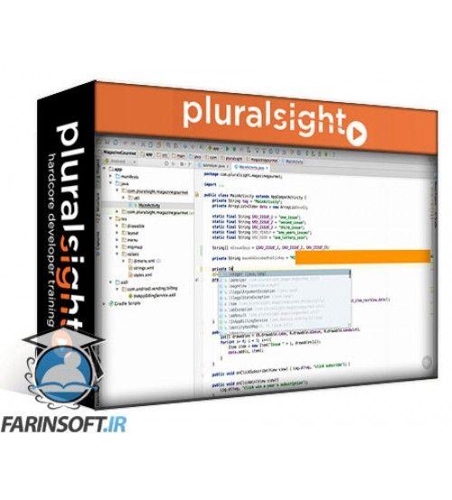 آموزش PluralSight Getting Started with Google Play In-app Billing