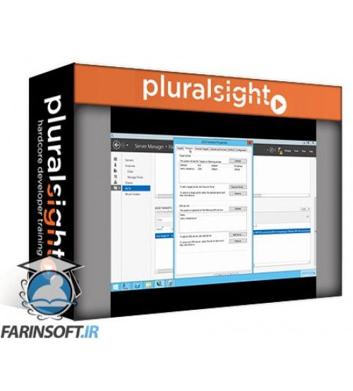 آموزش PluralSightt – Windows Server 2012 R2 (70-413) Training Package