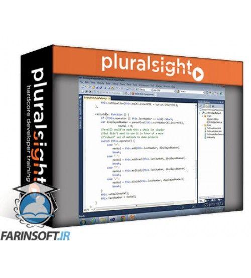 آموزش PluralSight Structuring JavaScript Code
