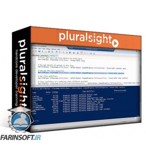 آموزش PluralSight Using WMI and CIM in PowerShell