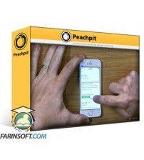 آموزش PeachPit Responsive Web Design Learn by Video