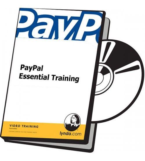 آموزش Lynda PayPal Essential Training