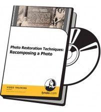 دانلود آموزش Lynda Photo Restoration Techniques: Recomposing a Photo