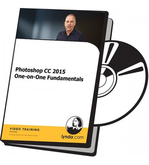 آموزش Lynda Photoshop CC 2015 One on One Fundamentals
