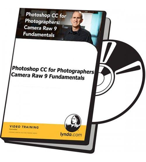 آموزش Lynda Photoshop CC for Photographers Camera Raw 9 Fundamentals