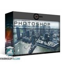 آموزش cmiVFX Photoshop-Maya Matte Painting