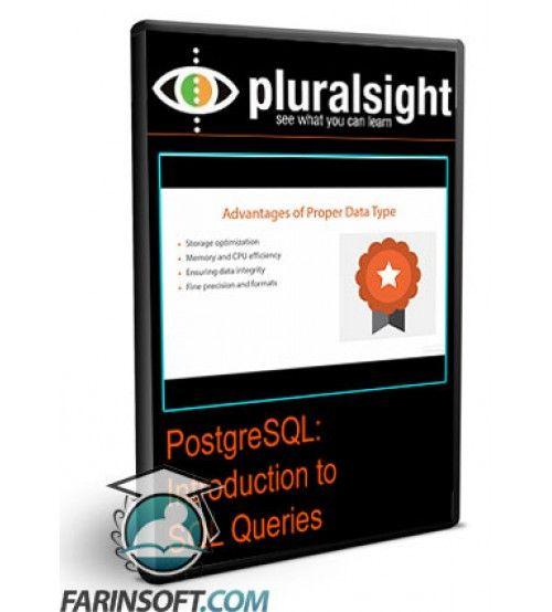 آموزش PluralSight PostgreSQL: Introduction to SQL Queries