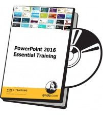 آموزش Lynda PowerPoint 2016 Essential Training